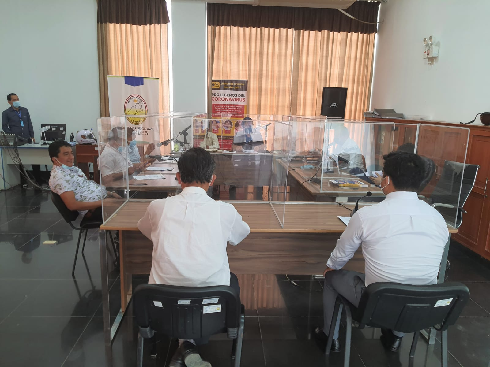 Los consejeros aprueban la creación de la Agencia Regional de Desarrollo de Tumbes