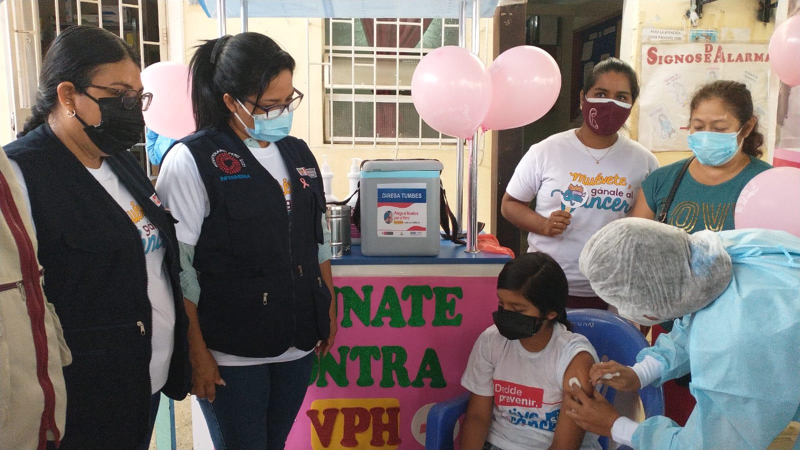 Diresa Tumbes fortalece la lucha para prevenir casos de cáncer